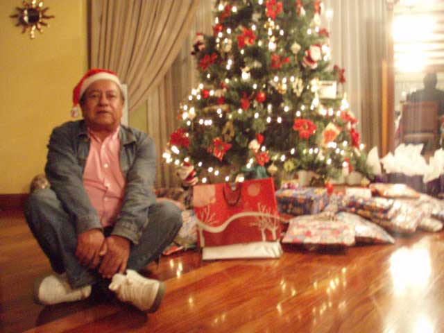 Christmas In Colombia.The Global Trip The Travel Chronicles Of Erik R Trinidad